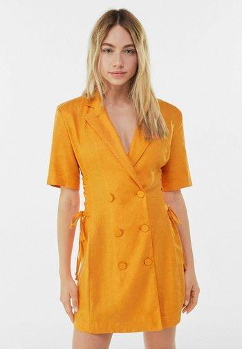 Sukienka etui - orange