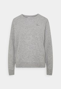 Lacoste - Sweter - silver chine - 0