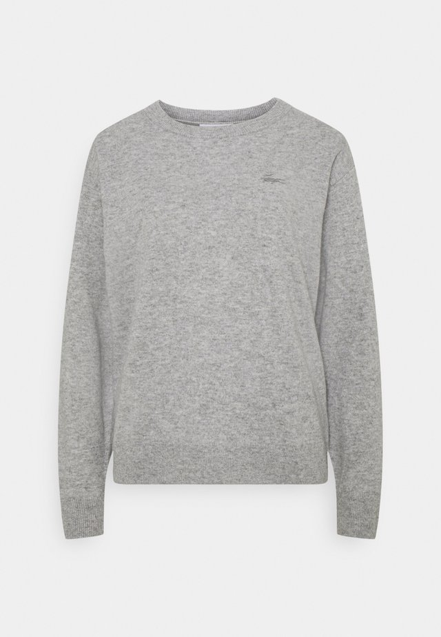 Jumper - silver chine