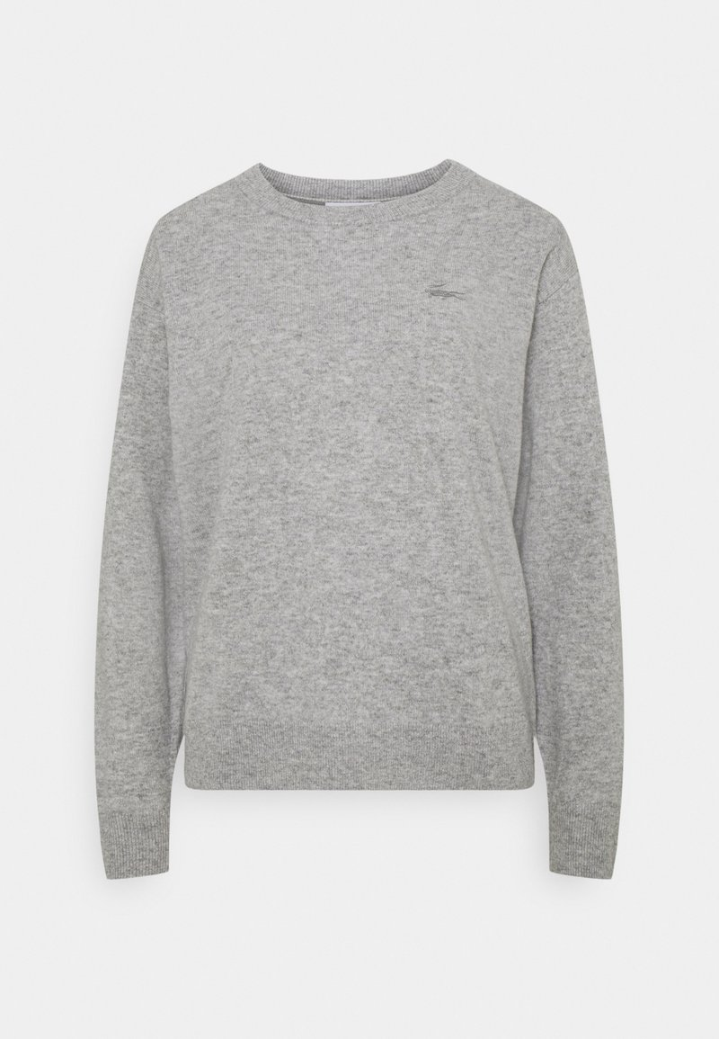 Lacoste - Sweter - silver chine