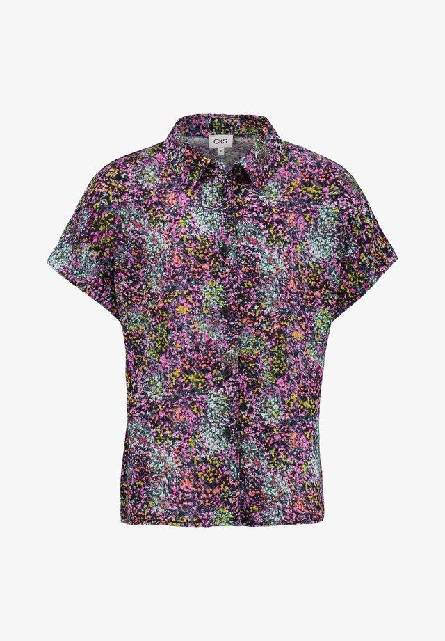 Overhemdblouse - antracite