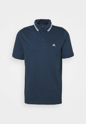 GO-TO - Polo shirt - crew navy/white