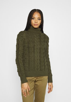 NMEDDIE ROLL NECK  - Jumper - kalamata