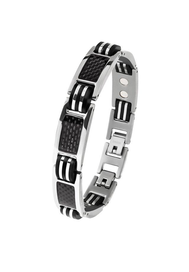 ERCOLE - Armband - silber