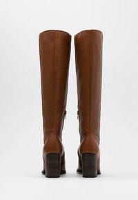 Lazamani - Boots - chestnut - 3