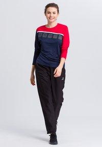 Erima - Sports shirt - navy/red/white - 1