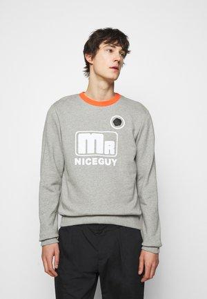 MR NICEGUY - Sweatshirt - grey melange