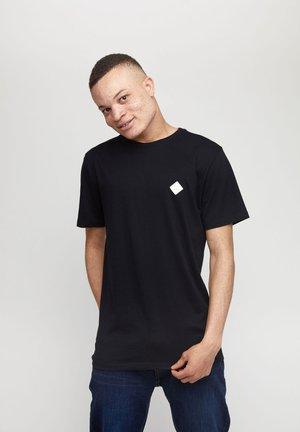 RICHMOND - T-shirt - bas - black