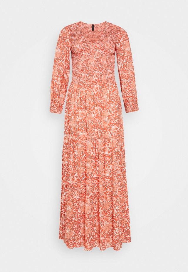 YASDAMASK LONG DRESS - Maxi-jurk - whisper pink