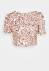 Lace & Beads - LETTY - Blouse - nude - 0
