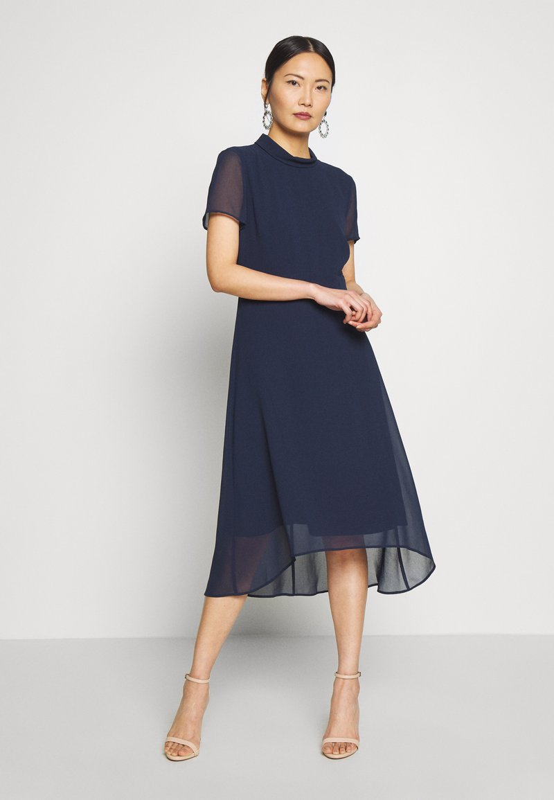 Esprit Collection - Cocktail dress / Party dress - navy