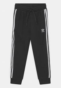 adidas Originals - CREW SET UNISEX - Survêtement - black/white - 2
