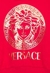 Versace - FELPA UNISEX - Sweatshirt - rosso - 2