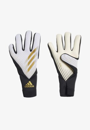 LEAGUE - Goalkeeping gloves - white