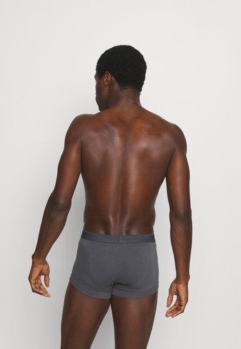 TRUNK 3 PACK - Underkläder - anthracite
