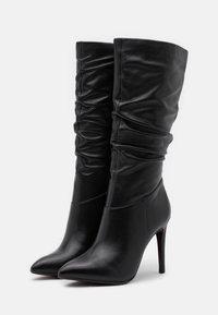 Tamaris Heart & Sole - High heeled boots - black - 2