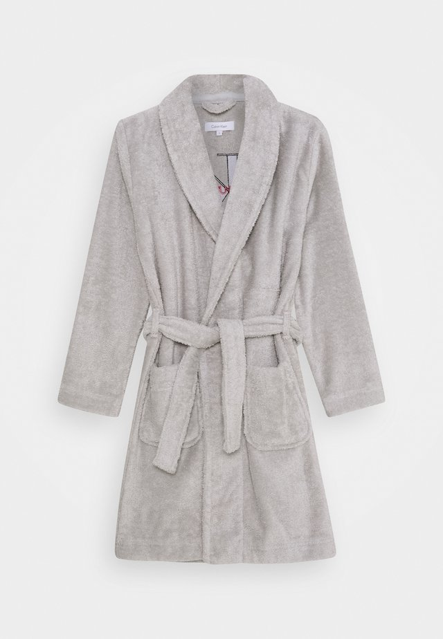 ROBE UNISEX - Morgonrock - grey