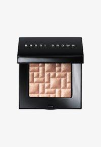 Bobbi Brown - HIGHLIGHTING POWDER - Highlighter - d8ac93 afternoon glow - 0