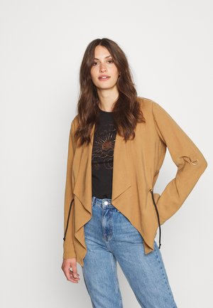 ONLMALENA ADANA - Summer jacket - toasted coconut