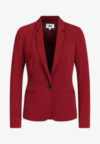 WE Fashion - Blazer - deep red - 4