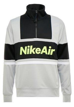 M NSW NIKE AIR JKT PK - Kevyt takki - smoke grey/black