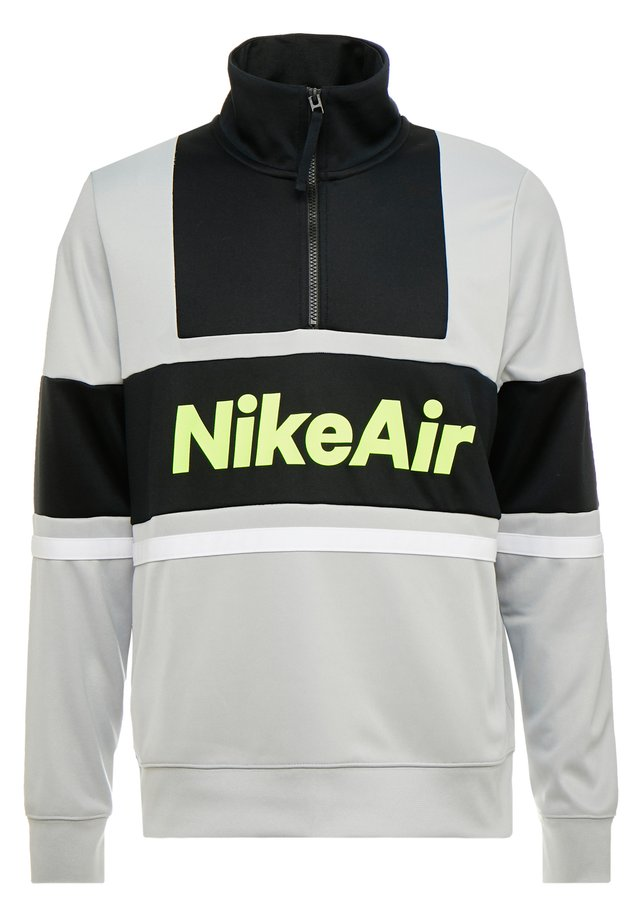 M NSW NIKE AIR JKT PK - Summer jacket - smoke grey/black