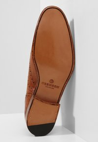 Grenson - DYLAN - Smart lace-ups - tan handpainted - 4