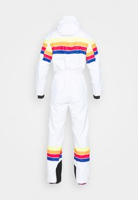 OOSC - RICKY BOBBY UNISEX FIT - Snow pants - white - 8