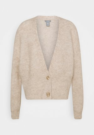 SHELLY - Cardigan - light beige