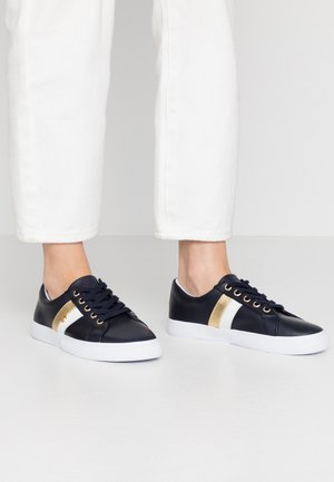 JANSON  - Trainers - navy/optic