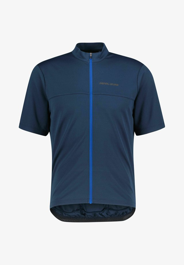 QUEST - Basic T-shirt - marine (300)