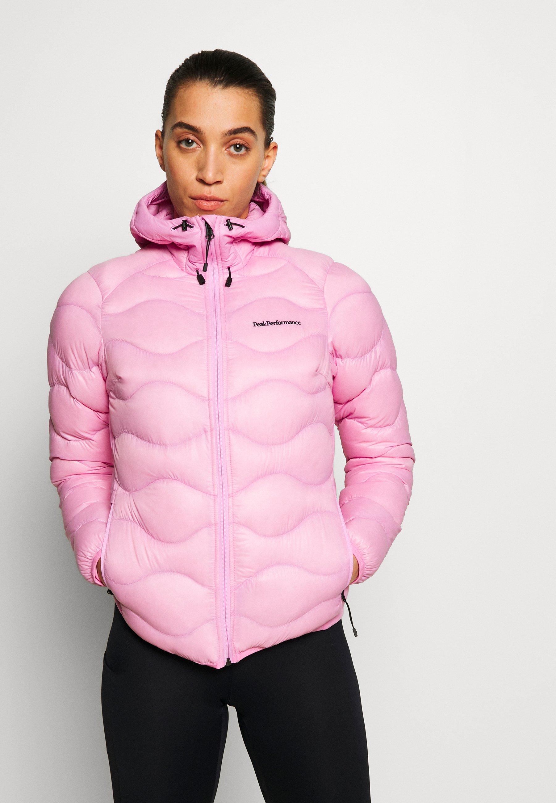 Peak Performance W Helium Hood Jacket Cold Blush