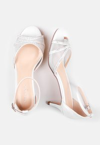 Paradox London Pink - LOLA - Bridal shoes - silver - 2