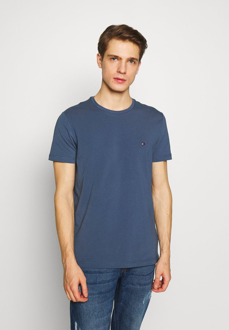 Tommy Hilfiger - T-shirts basic - blue