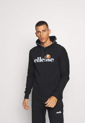 DUCENTA  - Sweat à capuche - black