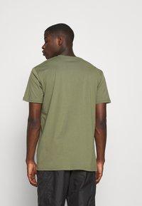 Quiksilver - COMP LOGO - Print T-shirt - four leaf clover - 2
