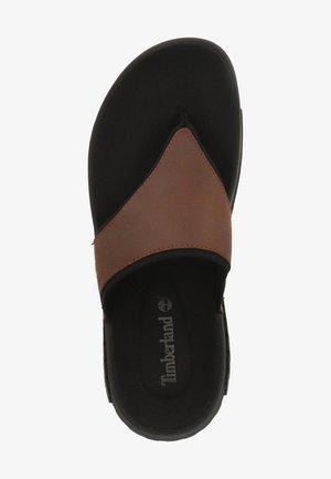 Pool shoes - buckthorn brown 2031