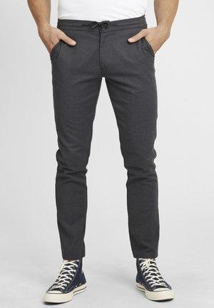 Spodnie materiałowe - charcoal mix