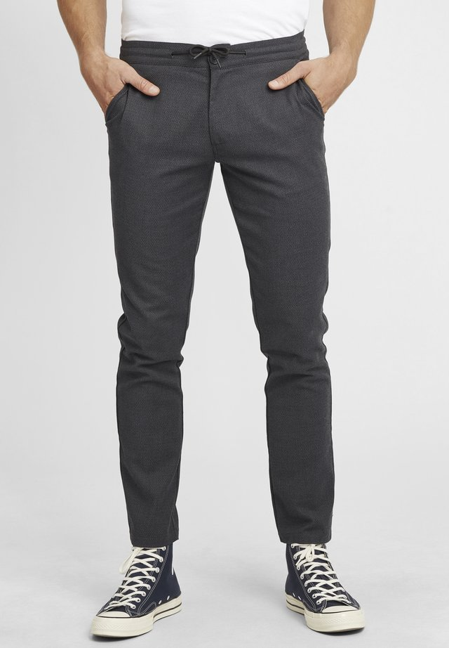 Broek - charcoal mix