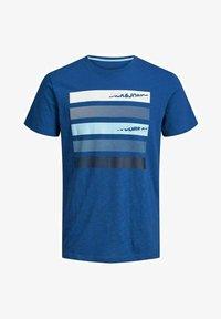 Jack & Jones - Print T-shirt - galaxy blue - 5