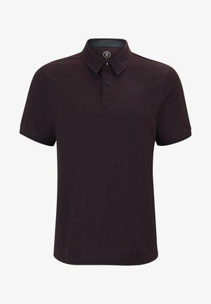 LAGOS - Polo shirt - pflaumen-rot