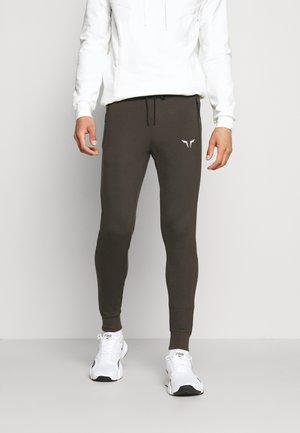STATEMENT CLASSIC - Pantalon de survêtement - olive