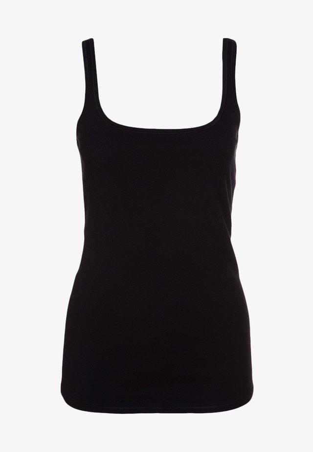 Unterhemd/-shirt - black