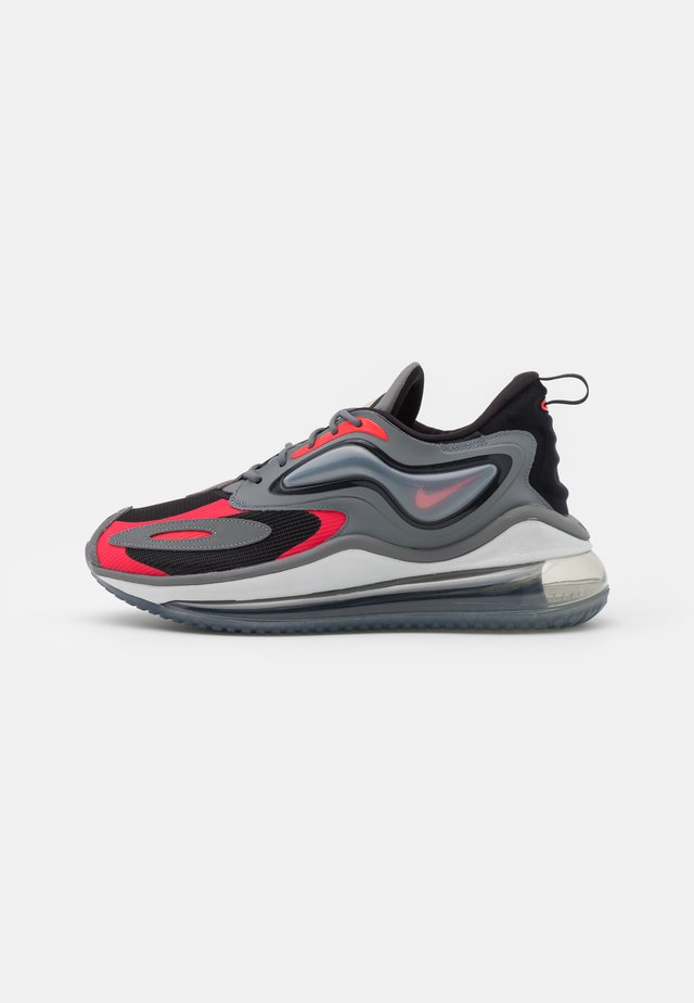 AIR MAX ZEPHYR - Baskets basses - smoke grey/siren red/black/photon dust