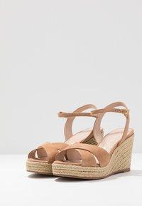 Stuart Weitzman - ROSEMARIE - High heeled sandals - tan - 4