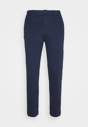 TAILORED TROUSER - Bukser - navy