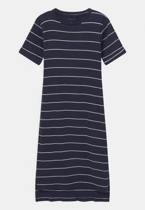 NKFFADMA LONG  - Maxi šaty - dark sapphire