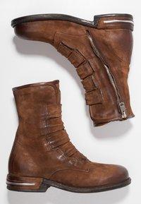 A.S.98 - Korte laarzen - calvados - 3