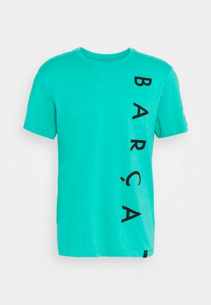 FC BARCELONA DRY TEE GROUND - Article de supporter - new green