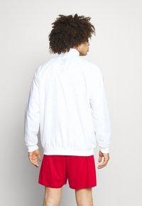 adidas Performance - RBFA BELGIEN UNI JKT - Article de supporter - white/dash grey - 2